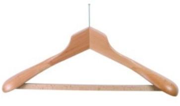 Obešalnik lesen