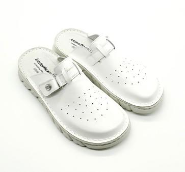 Lahki zaščitni delovni čevlji Artes - beli