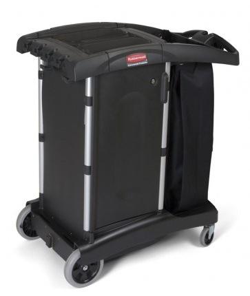 Hotelski voziček z zaklepanjem - majhen