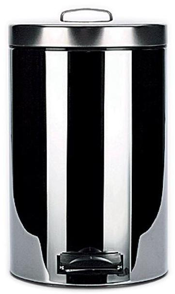 Koš s pedalom - 3 litrni Chrome
