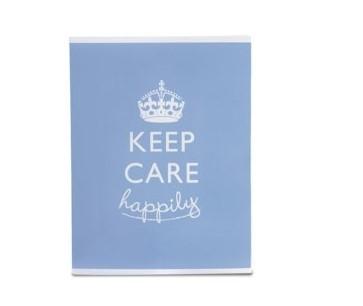 Kopalna kapa za enkratno uporabo - Keep Calm Happily