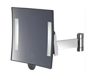 Kozmetično ogledalo - z ravno roko