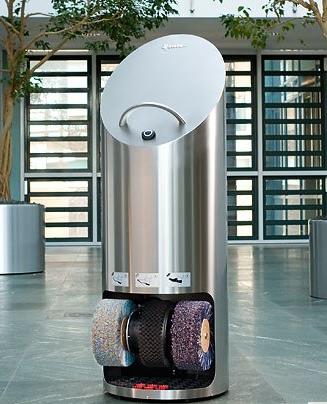 Stroj za čiščenje čevljev - Ellipse