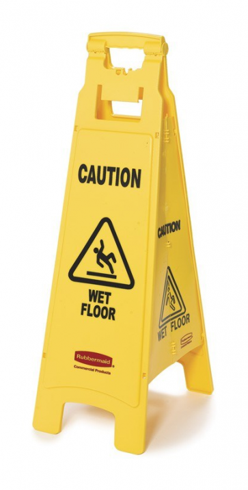 Opozorilni znak - štiristranski