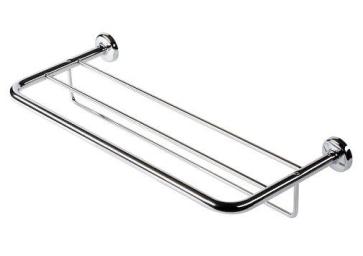 Polica za brisače z držalom za obešanje brisač - 60 cm