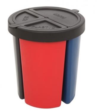 Koš za ločevanje odpadkov ECO