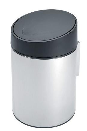 Stenski koš za odpadke - Slide
