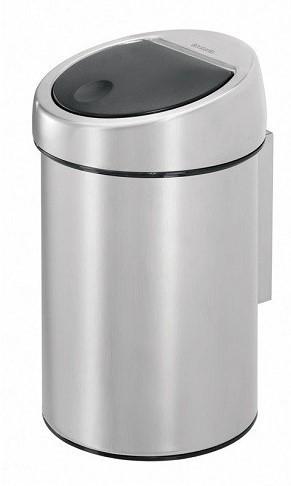 Stenski koš za odpadke - Touch