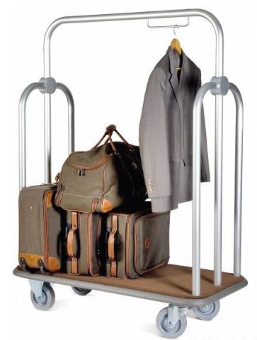 Voziček za prtljago - Vesuvio
