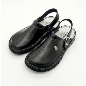 Lahki zaščitni delovni čevlji Benita - črni