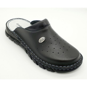 Lahki zaščitni delovni čevlji KALA - črni
