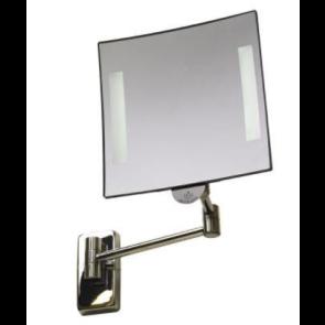 Kozmetično ogledalo - Galaxy z nastavljivo roko