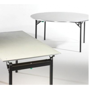Okrogla banketna miza
