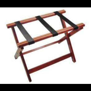 Stojalo za prtljago leseno