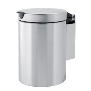 Stenski koš za odpadke - 3 litre