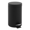 Koš s pedalom - 3 litrski Black