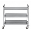 Servirni voziček - 3 slojni