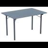 Zložljiva miza - U podnožje