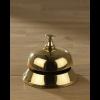 Recepcijski zvonec iz medenine