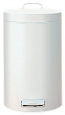 Koš s pedalom - 3 litrski White