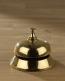 Zvonec za recepcijo iz medenine